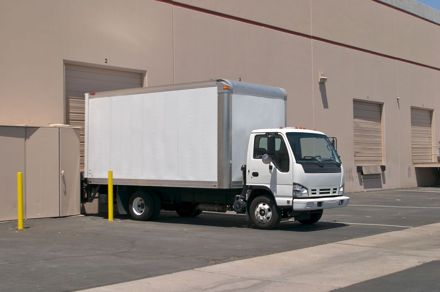 Carlsbad, CA. Box Truck Insurance